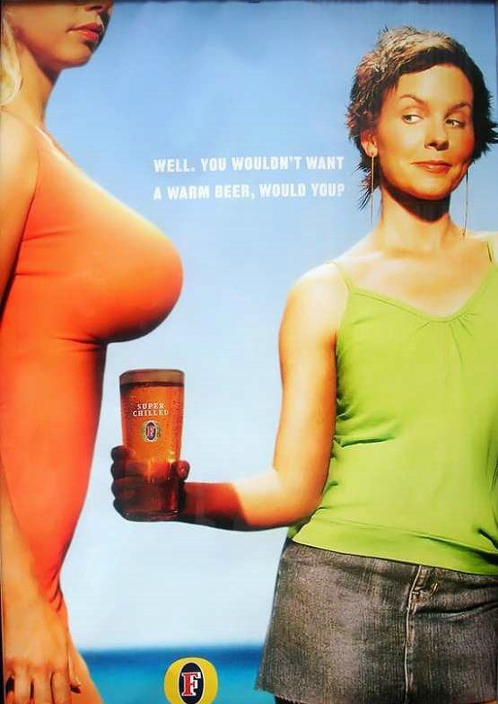 the objectification of women in skyy vodkas ad and slogan